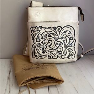 Patricia Nash Tooled Crossbody